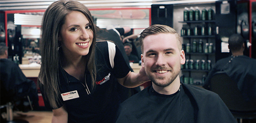 Sport Clips Haircuts of Oakland - Copper Tree Mall  Haircuts
